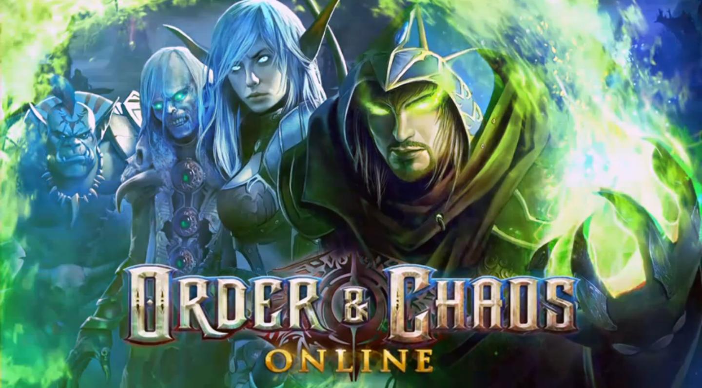 Order & Chaos Online Apk + Datos SD (Torrent)