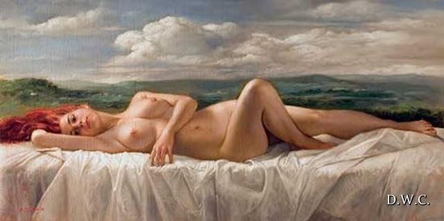D.W.C. Woman - Artist Bruno Di Maio