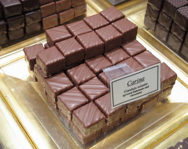 Le Cacaotier - Praliné gianduja