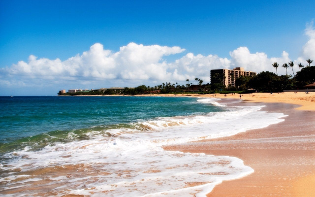 Kaanapali Beach Wallpaper Samsung Galaxy Tablets Wallpapers