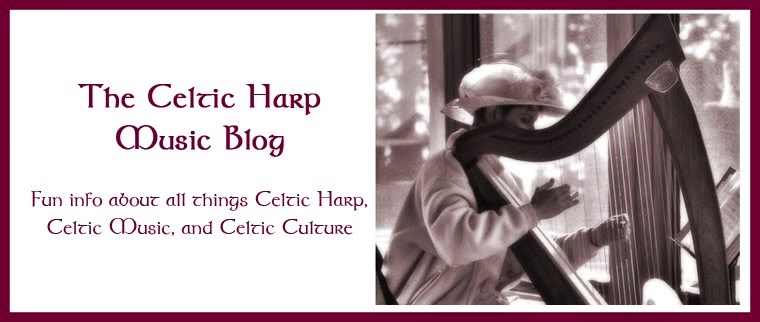 The Celtic Harp Music Blog