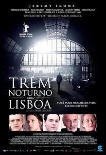Assistir Trem Noturno Para Lisboa Dublado Online HD