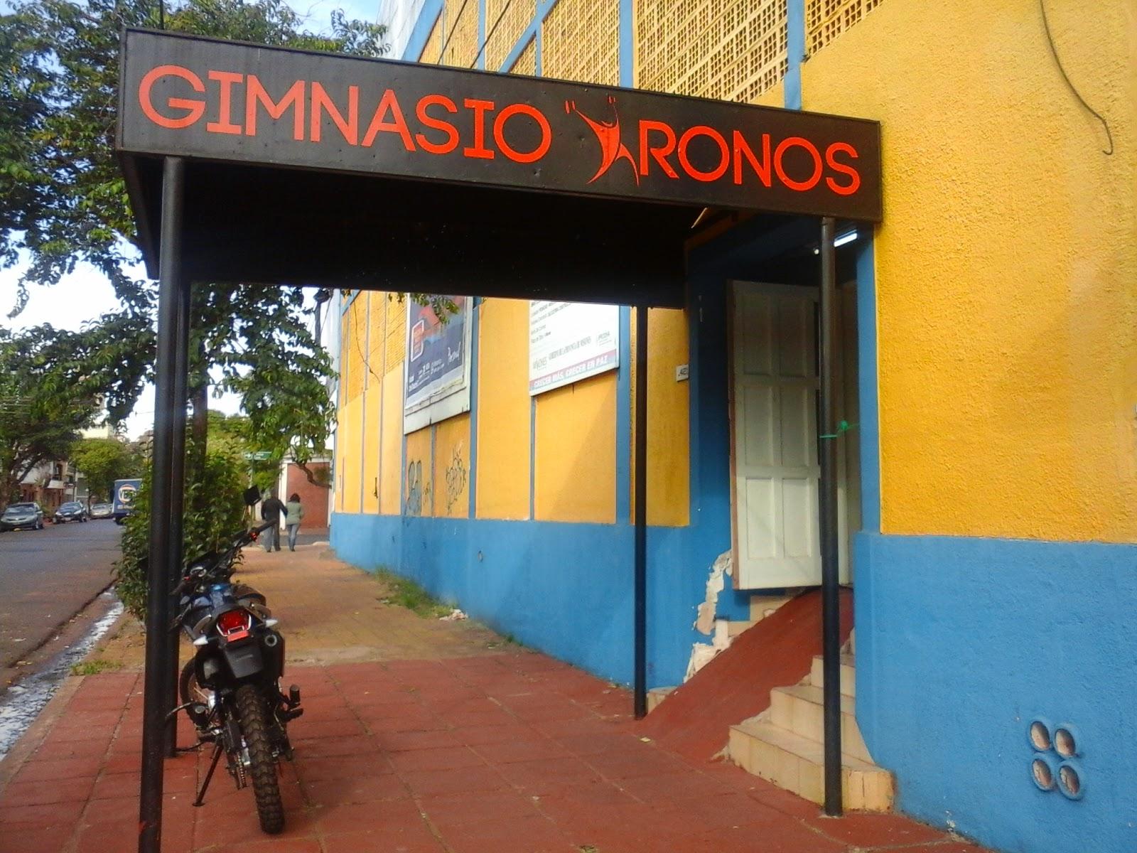 Salud y deporte posadas gimnasio kronos for Gimnasio kronos