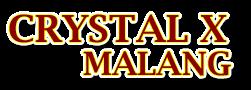 DISTRIBUTOR CRYSTAL X MALANG