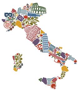 Composizione all'italiana