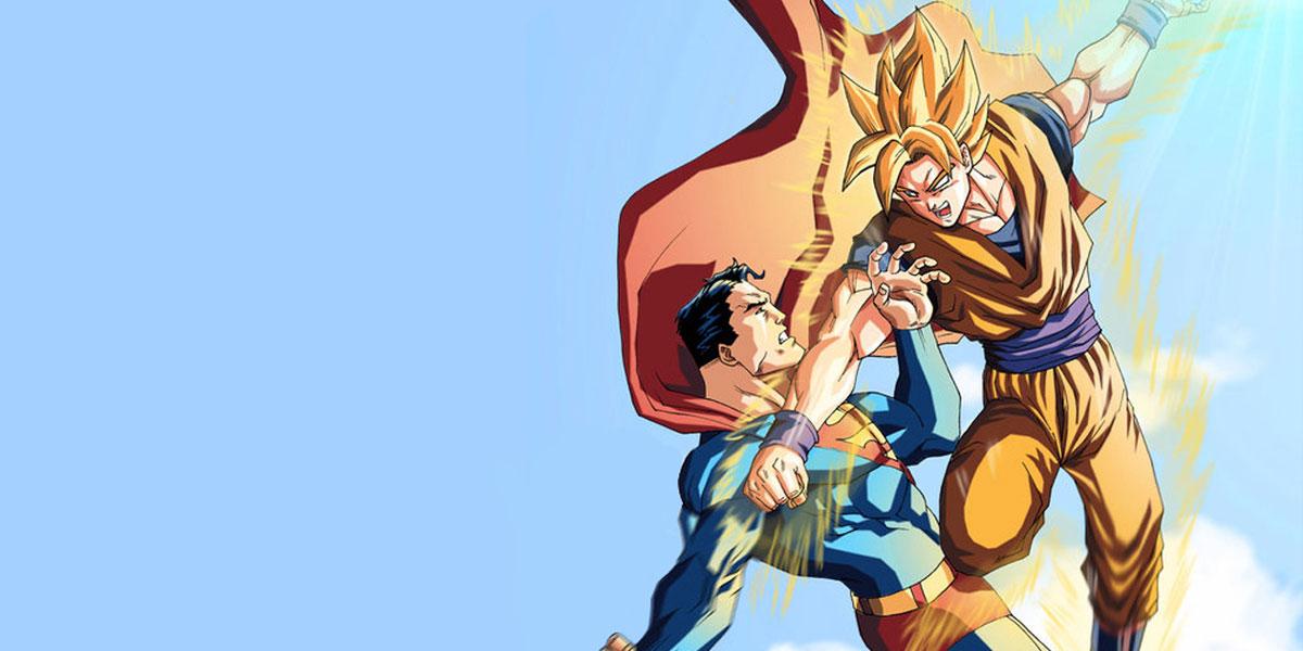 Superman Goku l 300+ Muhteşem HD Twitter Kapak Fotoğrafları