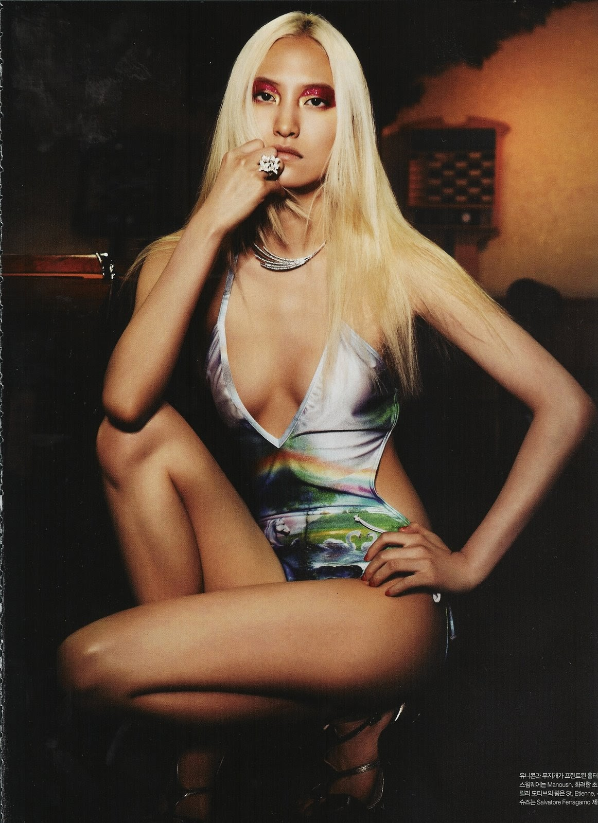 【画像】白人美女達の下着ファッショショー [無断転載禁止]©2ch.net [155736978]YouTube動画>12本 ->画像>643枚