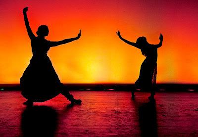 sombras bailarias de flamengo