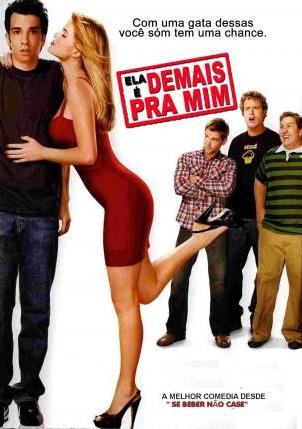 Filme Ela É Demais Pra Mim Dublado AVI DVDRip