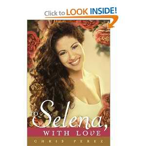 LATINA BOOK CLUB: BOOK OF THE MONTH: TO SELENA, WITH LOVE