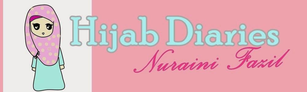 NurainiFazil - Hijab Diaries