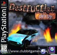 LINK DOWNLOAD Destruction Derby GAMES PS1 ISO FOR PC CLUBBIT
