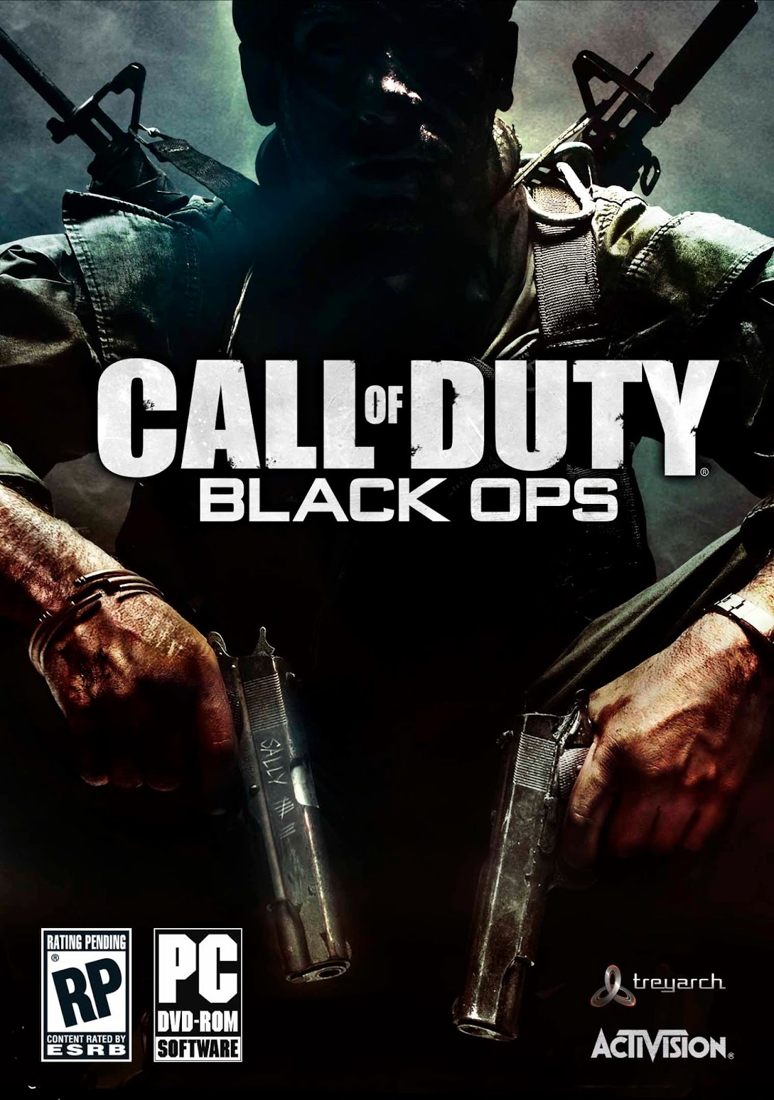 Call Of Duty Black Ops is a