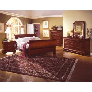 Maison newton the look for less louis phillipe bedroom for Bedroom furniture for less
