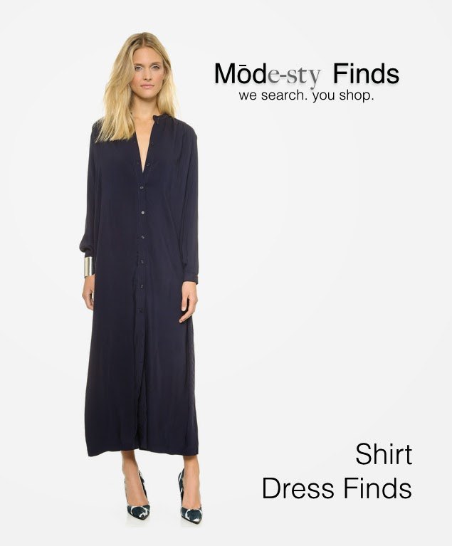 Modest button up shirt dress with sleeves | Shop Mode-sty #nolayering tznius tzniut jewish orthodox muslim islamic pentecostal mormon lds evangelical christian apostolic mission clothes Jerusalem trip hijab fashion modest muslimah hijabista