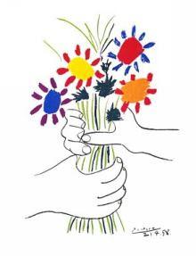 Construindo uma nova consci ncia o poder da gentileza for Picasso petite fleurs