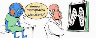 sofrendo de capitalismo