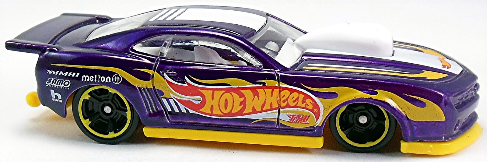 hot wheels pro stock camaro super treasure hunts