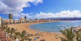 La mas famosa playa de las Canarias