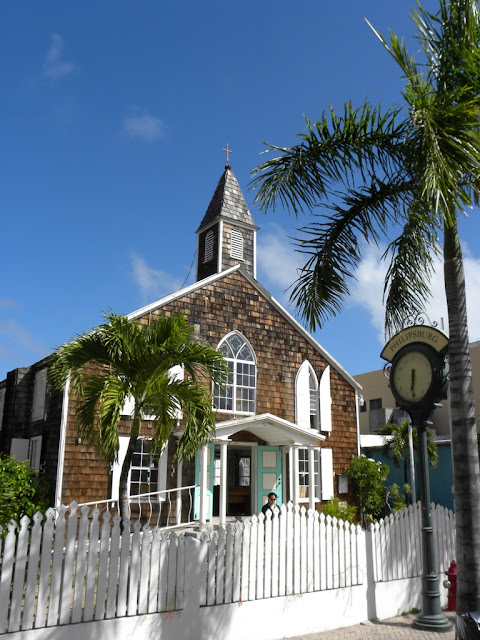 Methodist Church Philipsburg