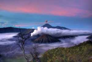 Panorama Eksotik Sunrise Bromo