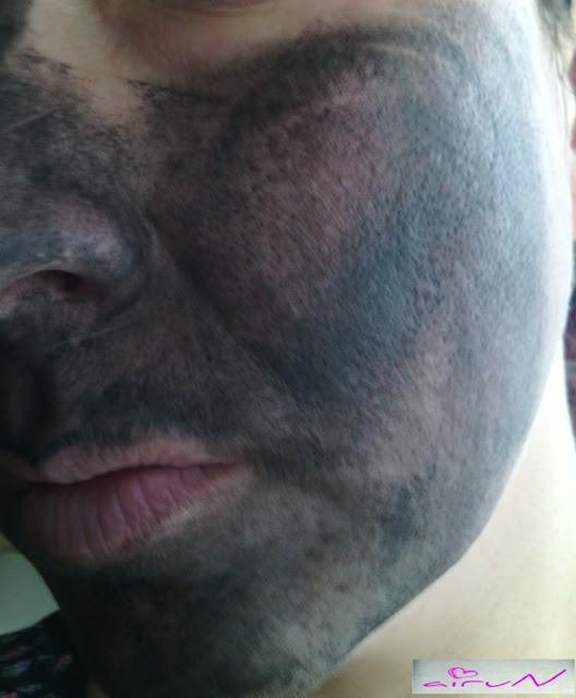 aplicación jabón negro nórdico