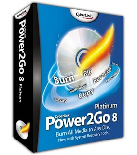 f9mtn4z5pug4 CyberLink Power2Go 8 Essential v8.0.0.1031 + Crack