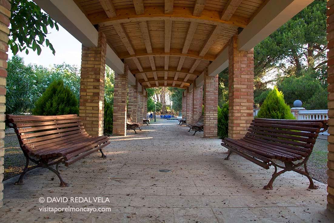 Parque del Romero de Cascante