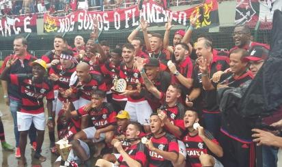 Flamengo Vence a Copinha