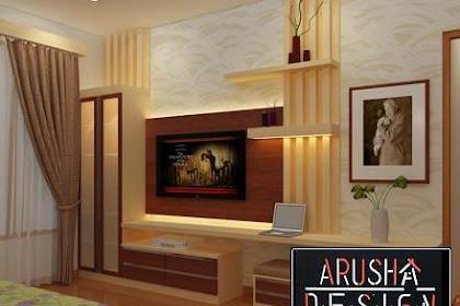 Desain interior apartemen minimalis modern kontemporer mewah