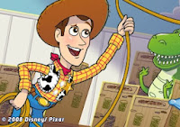 Oyuncak Hikayesi Woody Kurtarma