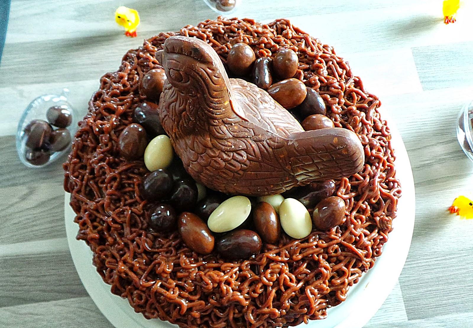 My Little Créa: Gâteau de Pâques