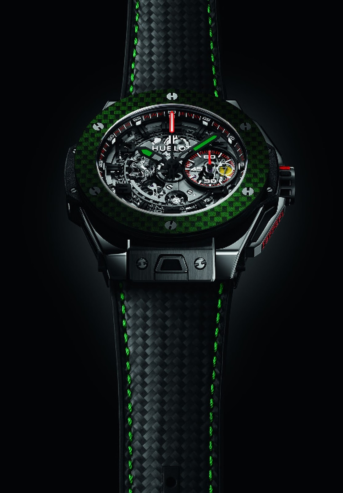 neue uhr hublot big bang ferrari mexico limited edition. Black Bedroom Furniture Sets. Home Design Ideas
