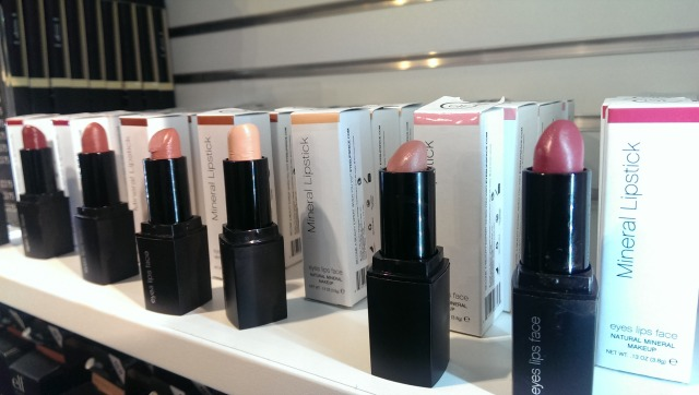mineral lipsticks at elf cardiff