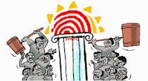 Aadhaar gets Hammered