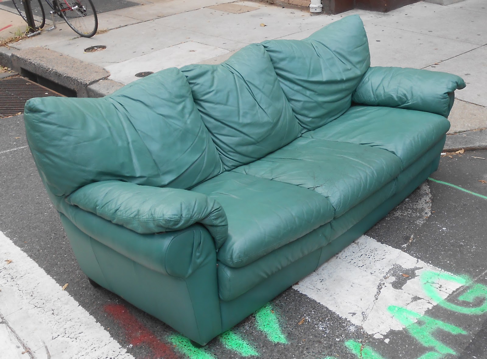 Teal Leather Sofa Teal Leather Sofa Nice As Small Sectional On Thesofa
