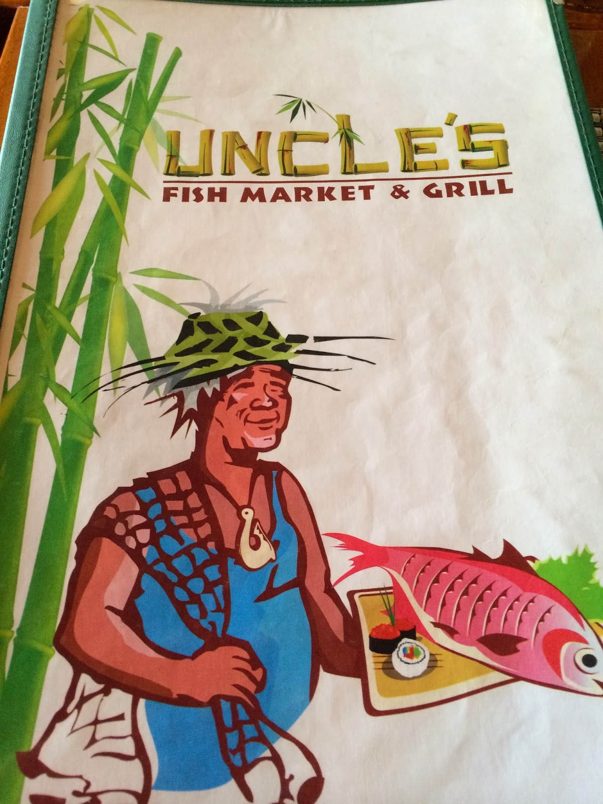 Taste of hawaii uncle 39 s fish market and grill for Uncle s fish market grill