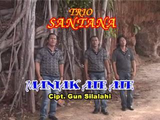 Santana Trio - Maniak Ate-ate