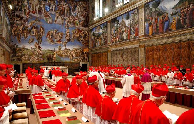 Pemilihan Paus
