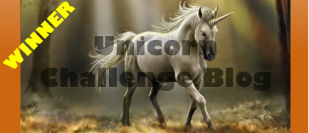 Top Winner at Unicorn Challenge Blog