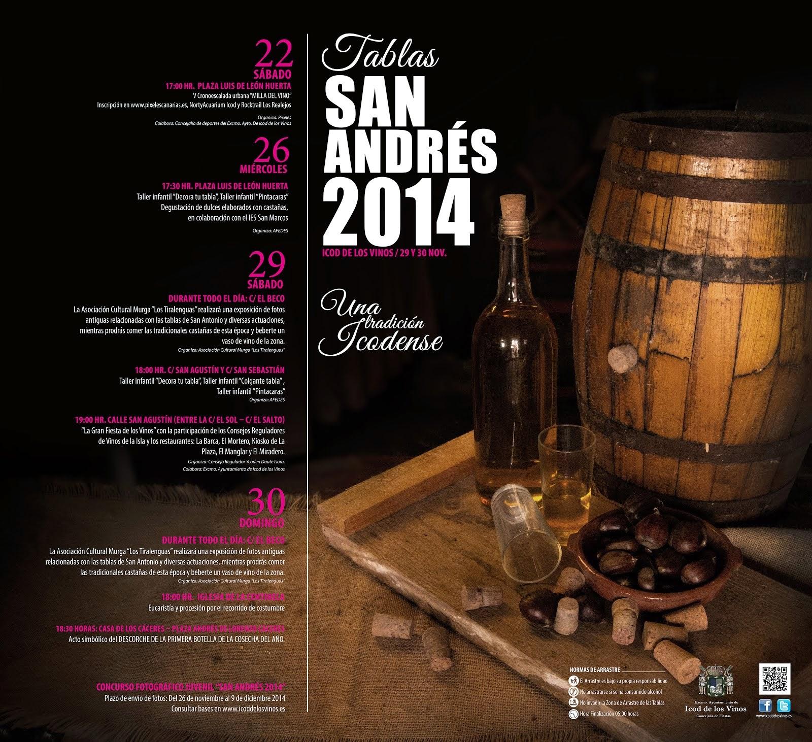 San Andrés 2014