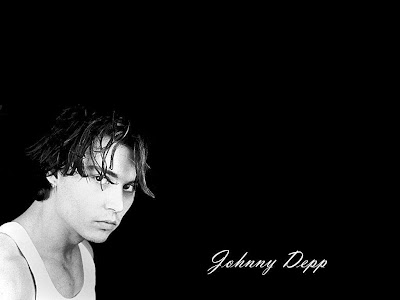 Johnny Depp Young Wallpapers