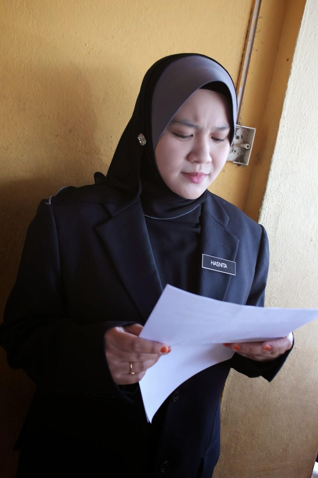Perlantikan Pengawas Pusat Sumber Sekolah Tahun 3 2014
