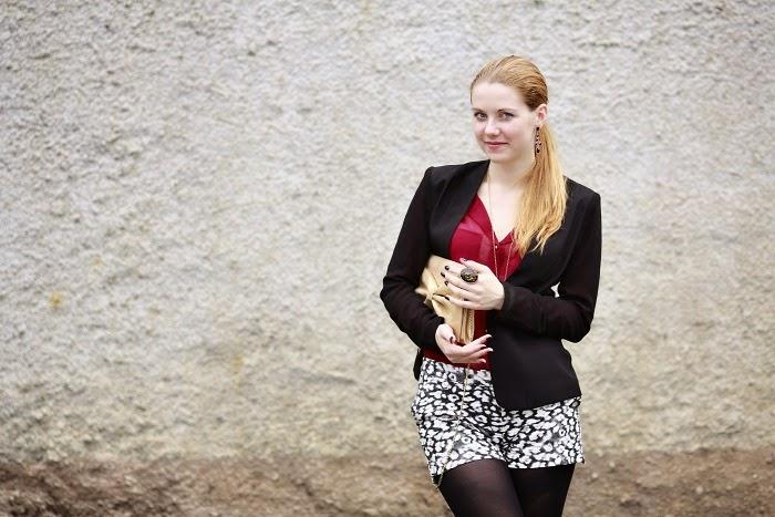 móda ve skotsku, jak se obléct na oběd, dámské oblečení