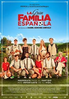 La gran familia española – online 2013