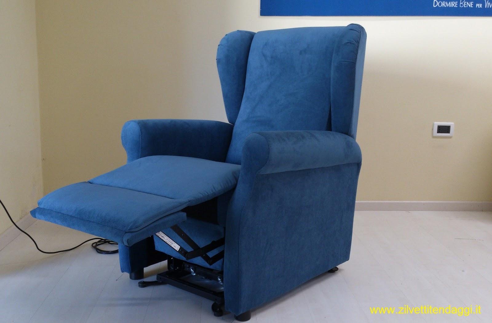 Tende materassi letti poltrone divani zilvetti tendaggi - Poltrona reclinabile ikea ...