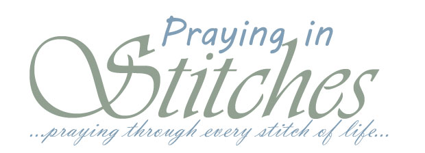 PRAYING IN STITCHES