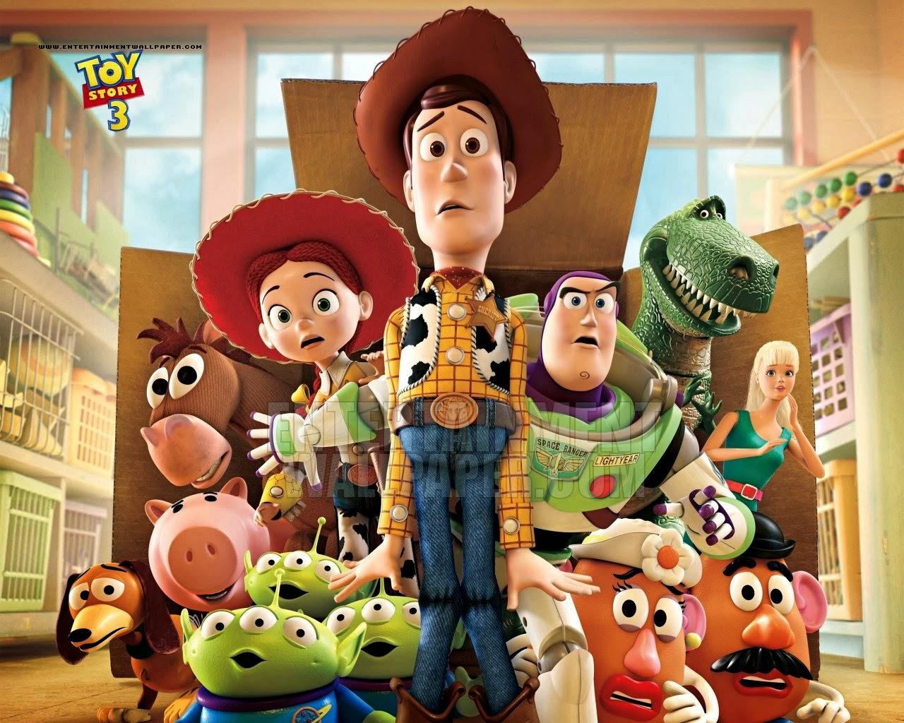 10 film animasi terbaik sepanjang masa update terbaru for Toy story 5 portada