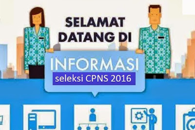 Jadwal Pendaftaran Online Tes CPNS Tahun 2016