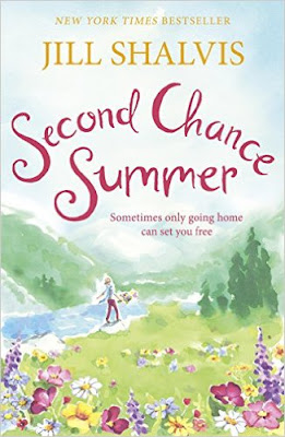 jill shalvis, second chance summer, book reviews